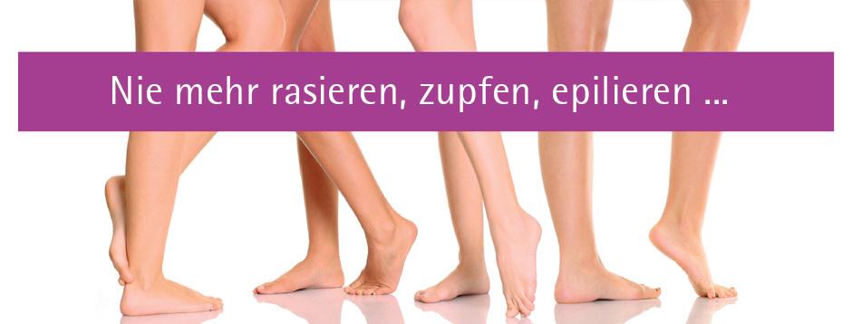 dauerhafte Haarentfernung Wiener Neustadt